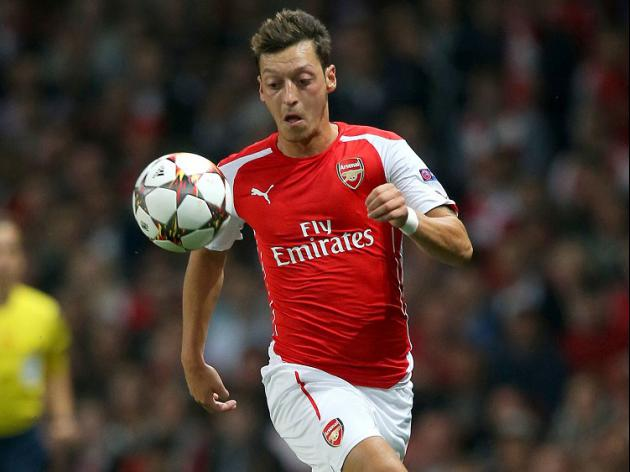 Ozil: I'm one of world's best