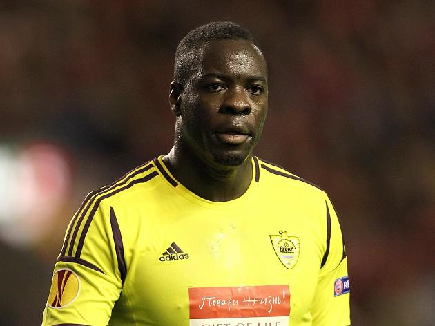 Former Blackburn defender Christopher Samba hits out at Zenit fans