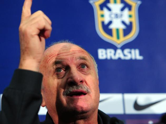England v Brazil: Big Phil hopes to produce a more rugged Brazil on his return