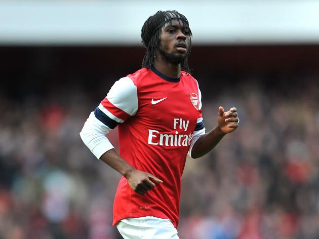 Gervinho earns Wenger praise