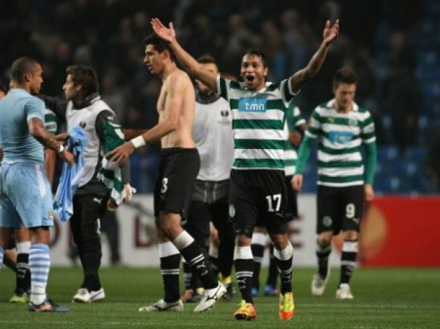 Liverpool set their sights on Sporting Lisbon winger Suarez