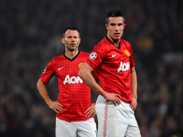 Manchester United's Robin van Persie praises interim manager Giggs in Clare Balding interview