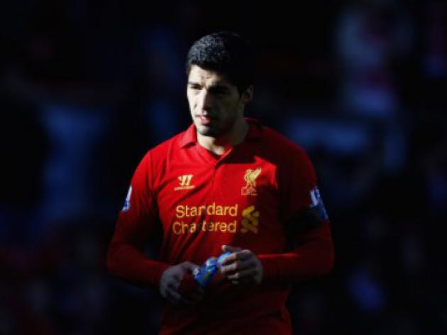 PFA to offer Luis Suarez counselling