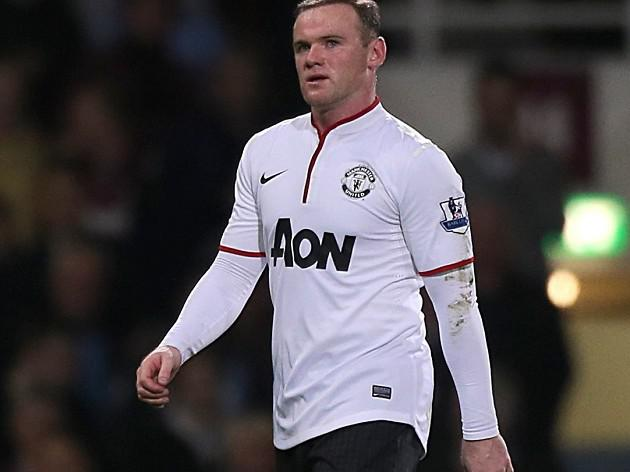 No PSG move for Manchester United star Wayne Rooney