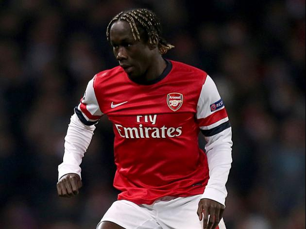 Sagna on Inter radar