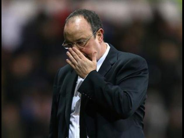 Benitez focused on claiming second place