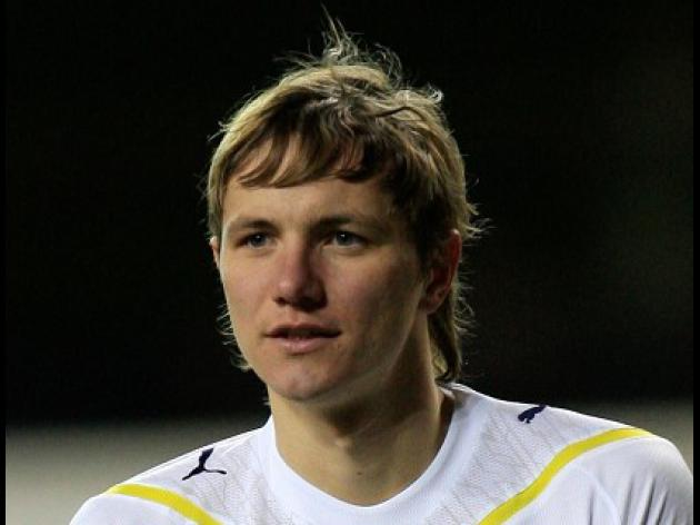 Redknapp thrilled with Pavlyuchenko reaction