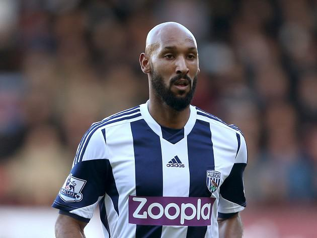 Anelka walks out on Baggies