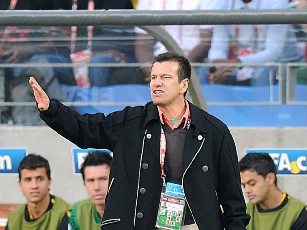 Dunga named Brazil coach