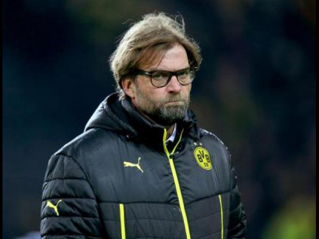 Klopp not interested in United post