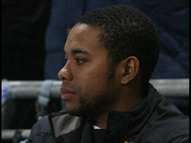 Robinho loan talks confirmed