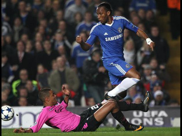 Drogba Set for Aston Villa if Bent Moves To Liverpool