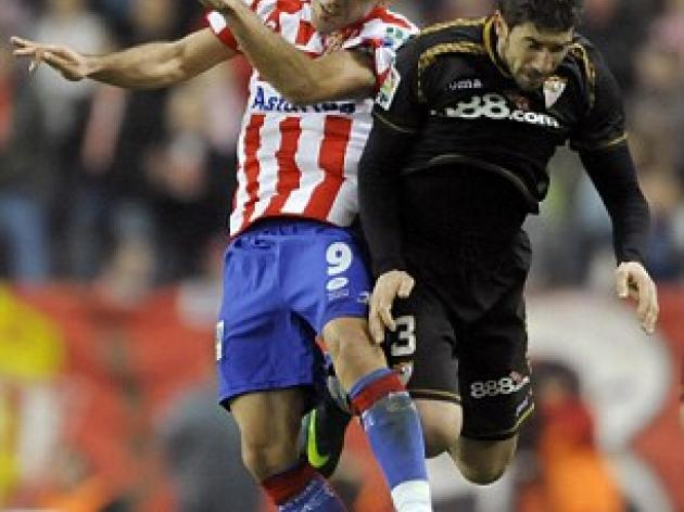 Sunderland want a new Mate as they look to Sporting Gijon striker Bilic