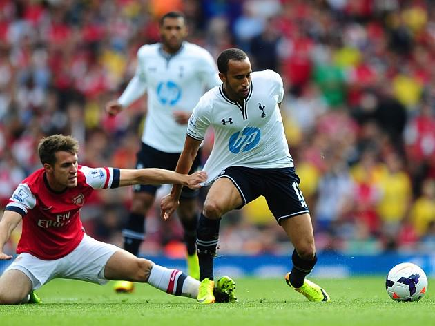 Spurs reward in-form Townsend