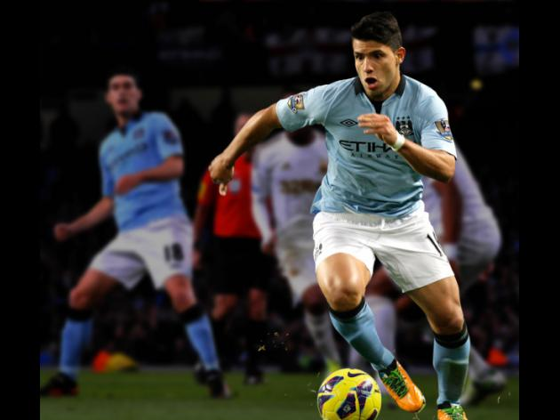 Is Manchester City striker Sergio Aguero the Premier League's best?
