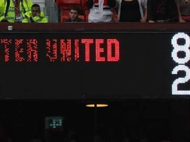 Top 10 Biggest moments of 2011 - 4 - United beat Arsenal 8-2