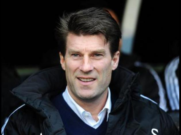 Swansea boss Laudrup finished with ball boy drama