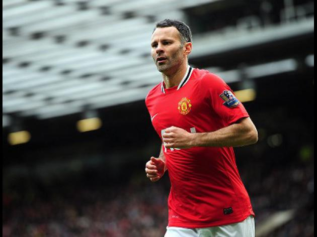 Giggs savouring Team GB role