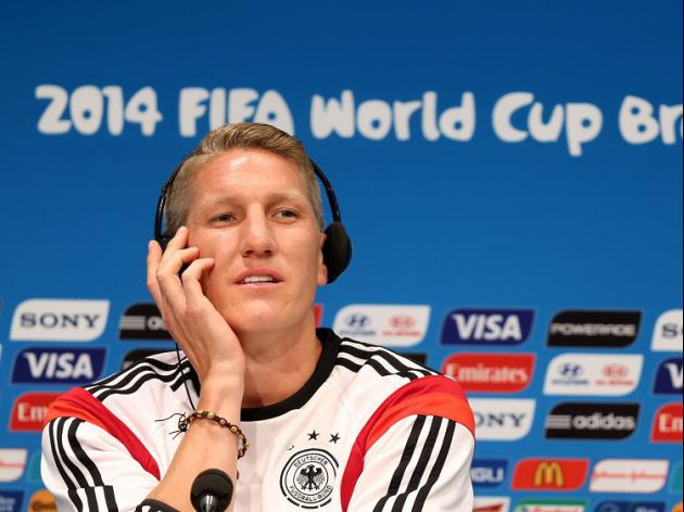 Germany in top shape - Schweini