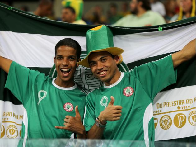 Nigeria set to face Brazil in March 2015