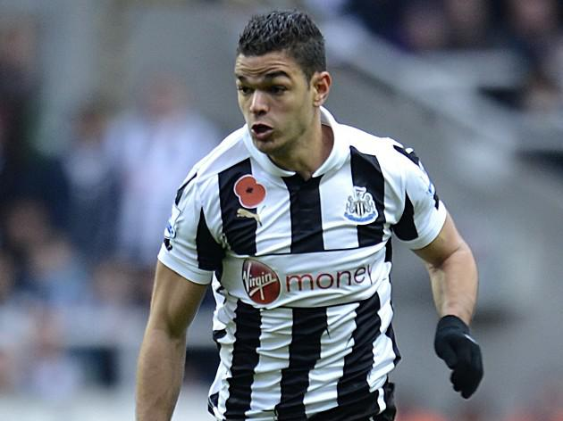 Newcastle star Ben Arfa eyes future move to PSG
