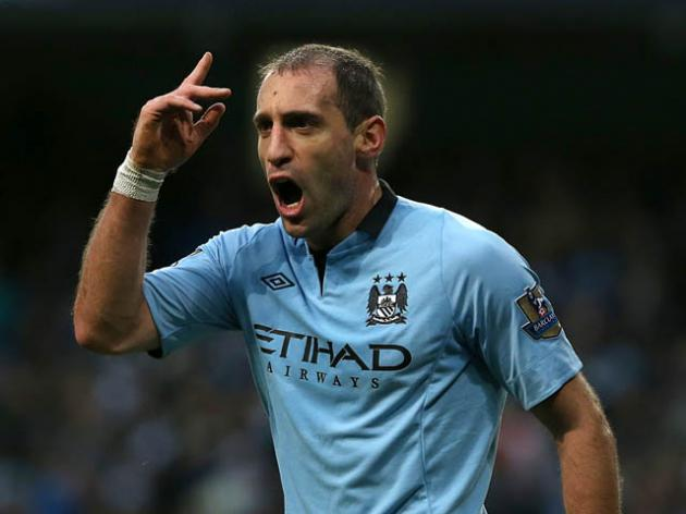 A Manchester City fan's tribute to Pablo Zabaleta