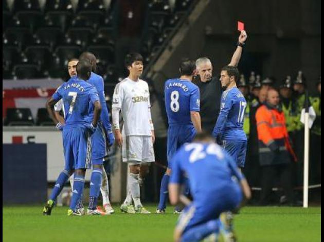 Benitez: Three games enough for Hazard