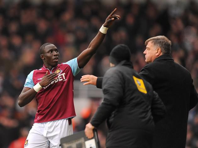 'Total confusion' over Diame's West Ham future