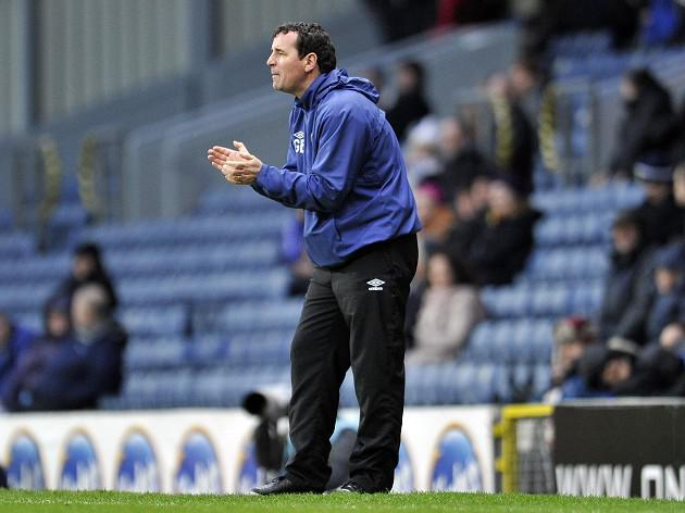 Bowyer to stay on as Rovers boss