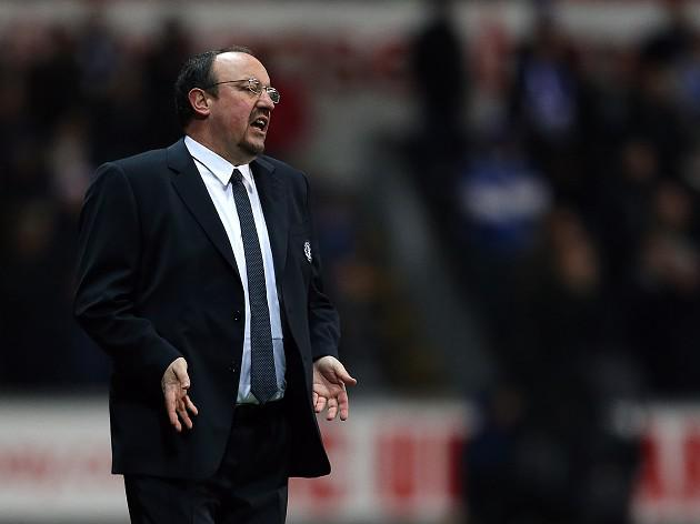 Chelsea boss Rafa Benitez wants his side to be more clinical
