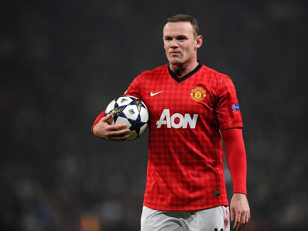 David Moyes reiterates Rooney stance
