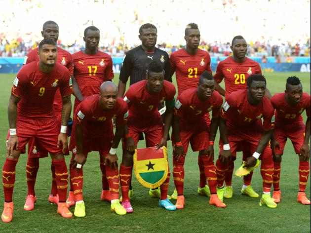 Ghana sports ministers reassigned after World Cup exit
