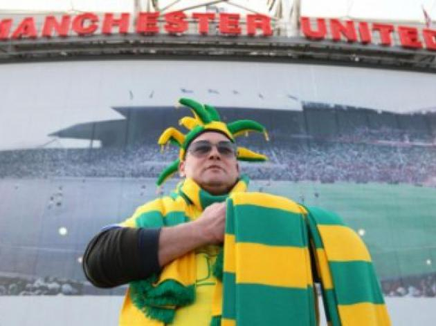 Defiant United fans pledge to turn world green and gold with a million protesters