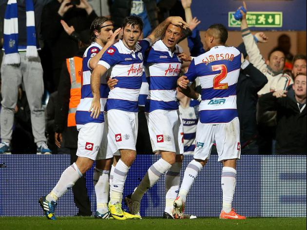 Austin fires QPR to Wembley