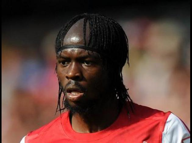 Debut despair for Gervinho