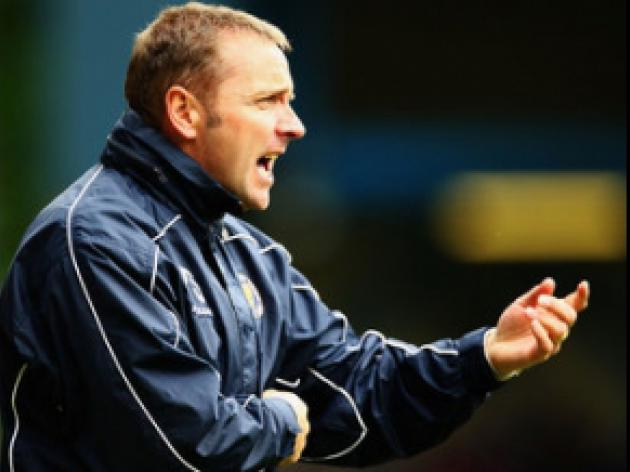 Shrews boss seeks home comforts