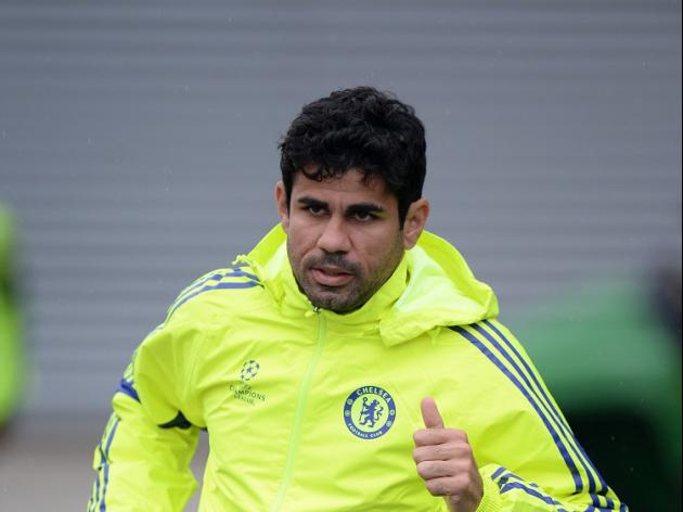 Costa confident over fitness