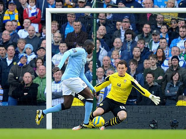 Man City beat Leeds on their way to last eight of FA Cup
