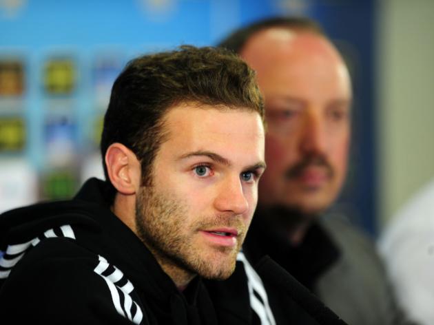 Juan Mata - Chelsea's true Gladiator