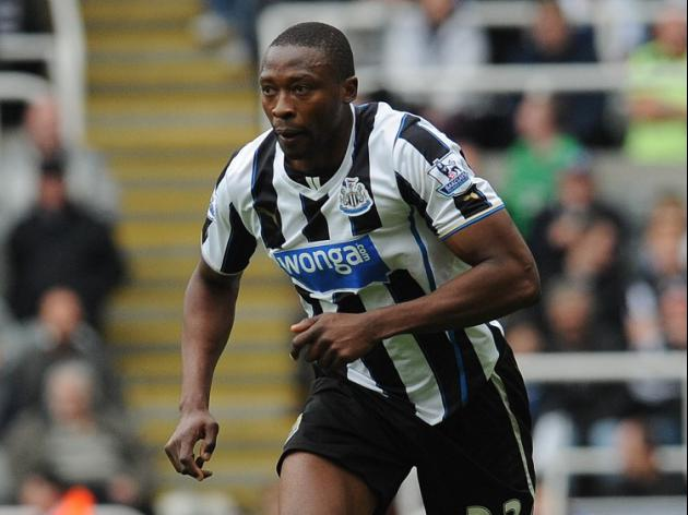 Ameobi leaving Newcastle