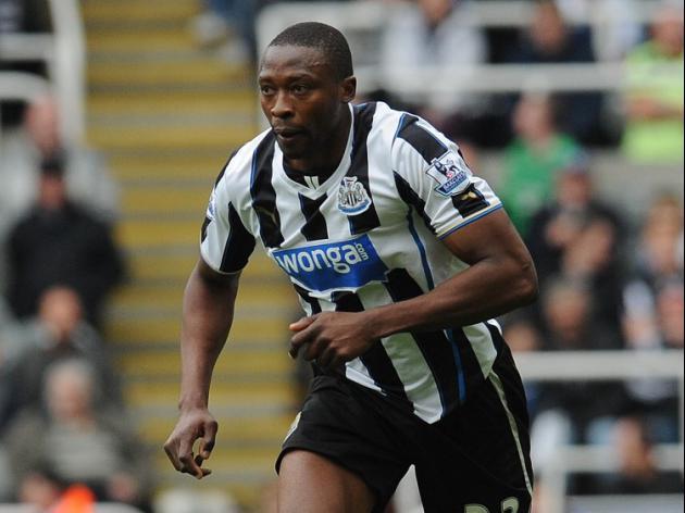 Ameobi leaving Newcastle