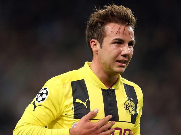 Bayern confirm Gotze coup from Dortmund