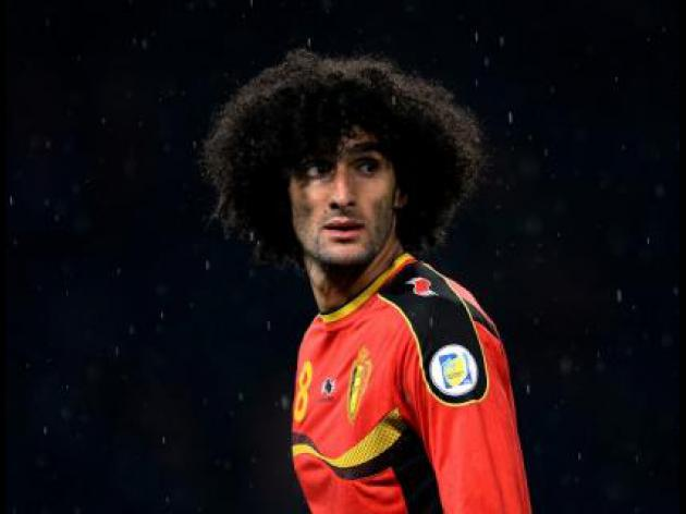 Fellaini confident of title success