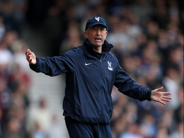 Palace won't let up - Pulis