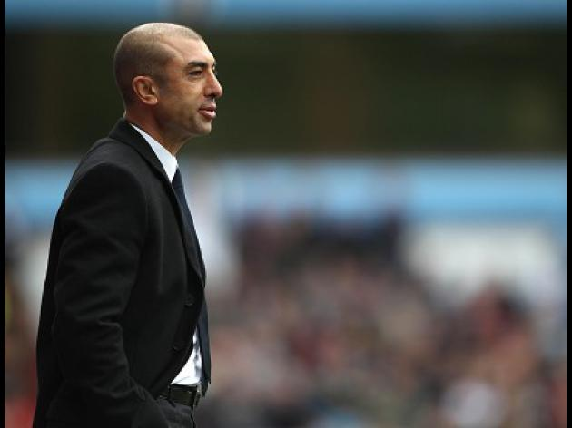 Di Matteo plots Blues revolution