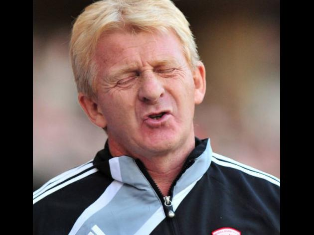 Strachan anxious for Boro to end scoring drought
