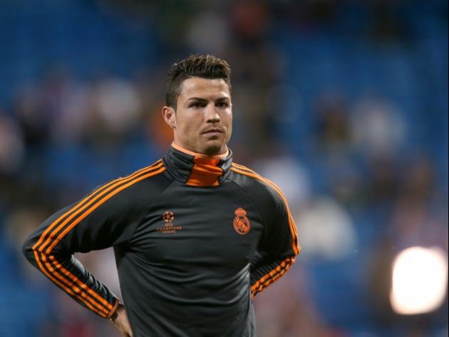 Injured Ronaldo a doubt for Madrid's Kings Cup final
