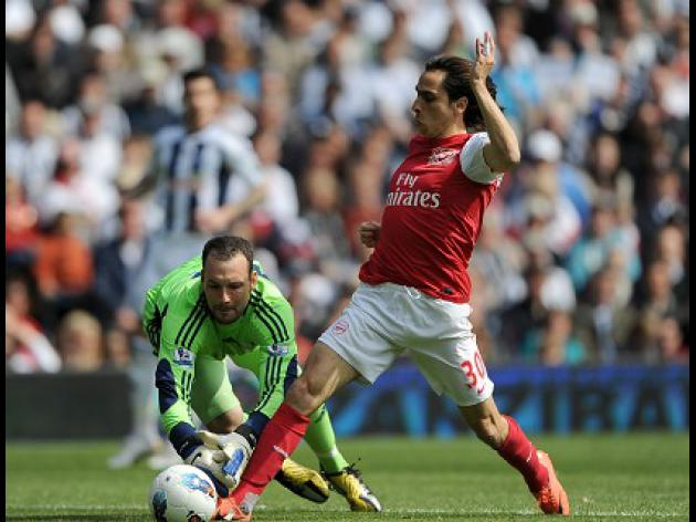 West Brom 2-3 Arsenal: Report