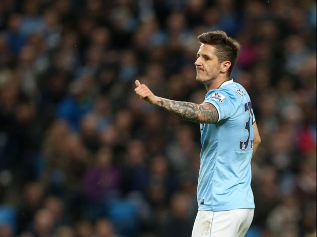 Stevan Jovetic is determined to make his mark at Manchester City this season