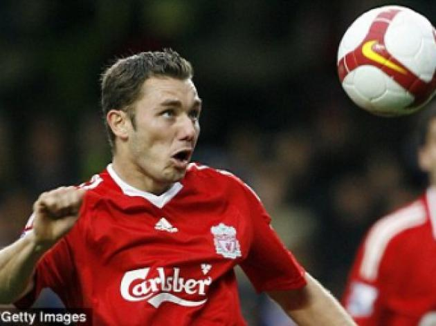 LIVERPOOL v Burnley: Fabio Aurelio available to face Clarets